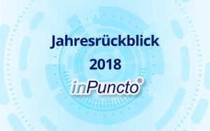Jahresrueckblick 2018 bei inPuncto