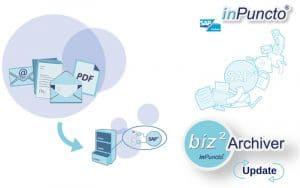 Archivierungssoftware für SAP erhielt ein Update