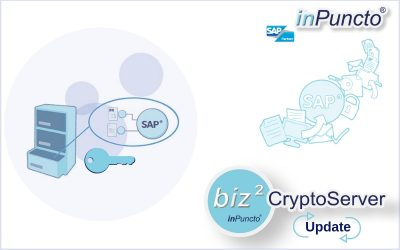 Sicherer und flexibler: die Verschlüsselungssoftware von inPuncto erhielt ein Update