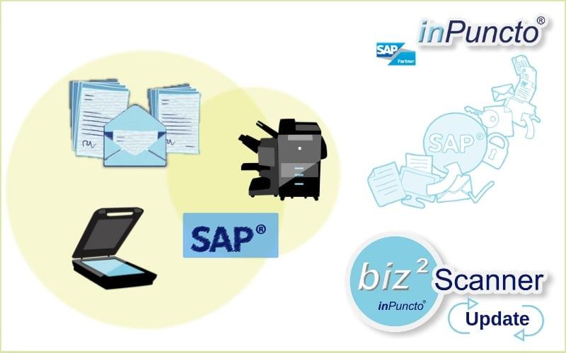 Update-Scanner-Software für SAP
