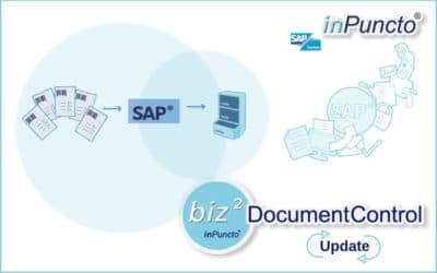 Performance-Update für das inPuncto Workflow-Management-Tool für SAP