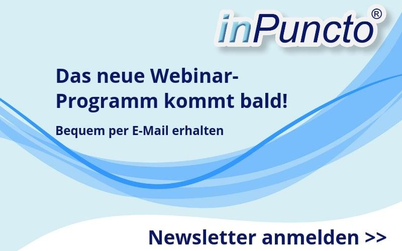 Kostenlose Webinar-Einladungen per E-Mail erhalten