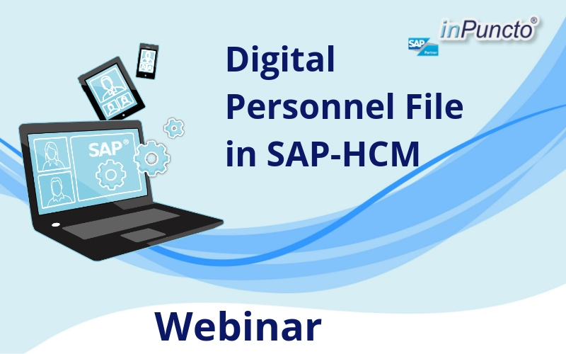 FREE Webinar by inPuncto on SAP Solution: Digital Personnal File