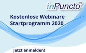 Kostenlose Webinare für SAP Startprogramm 2020