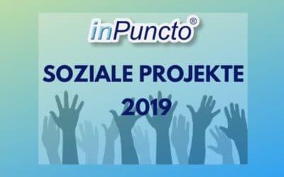 Soziales Engagement: inPuncto Mitarbeiter & Unternehmen engagieren sich gemeinsam